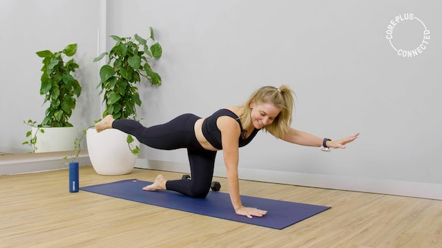POSTNATAL: Strengthen And Engage Your Core with Amy