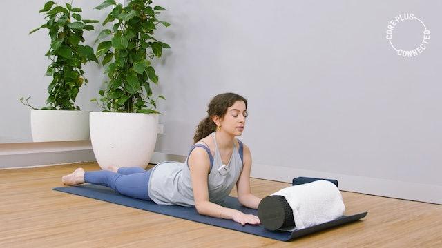 Warm Yin Yoga with Luisa