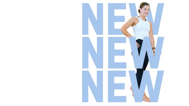 New This Week - Reformer Pilates At Home