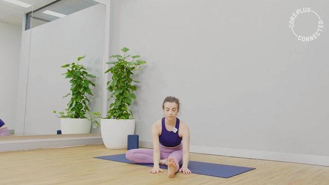 Good Night Yoga Flow with Luisa