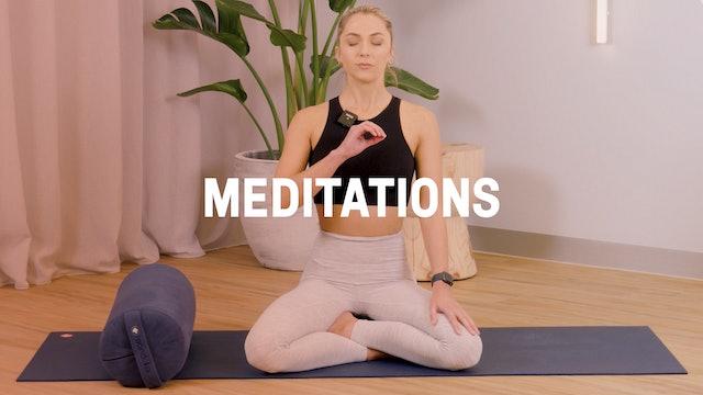 Meditation and Breathe