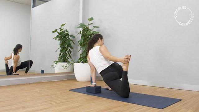 Liquid Hips Yoga Flow with Sarah