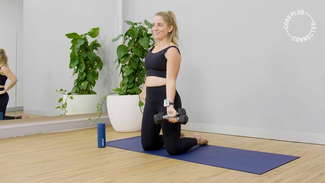 PRENATAL: Strengthen Your Legs, Glutes and Arms with Amy