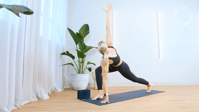 Heart and Hip Flow with Ange