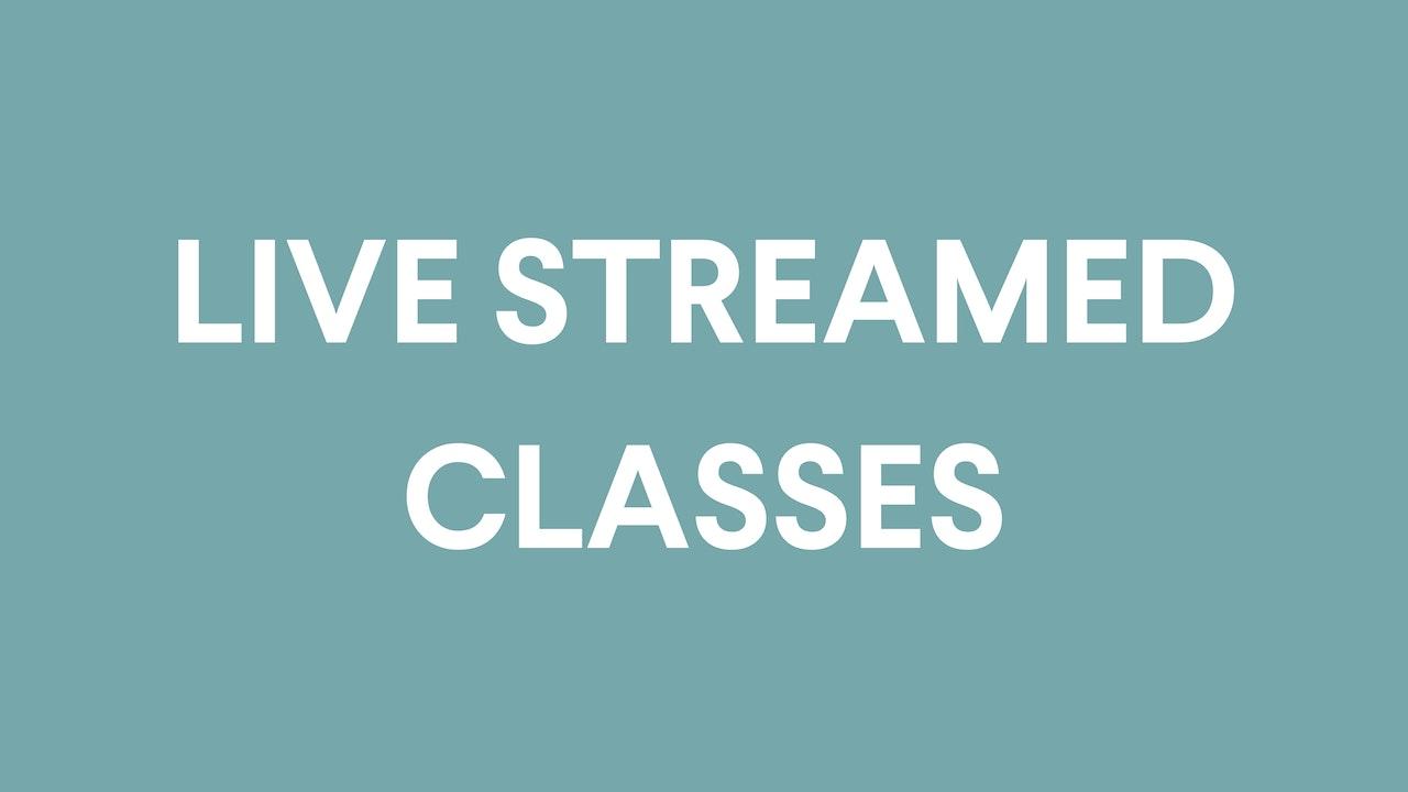 Live-Stream Class Archive