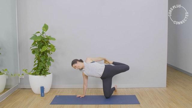 5-Day Yoga Core: Balance with Sarah