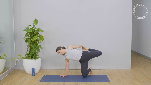 5-Day Yoga Core: Balance with Sarah