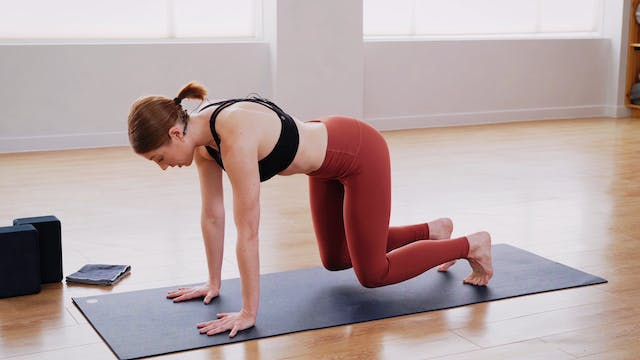 Intermediate/ Advanced Vinyasa Flow w...