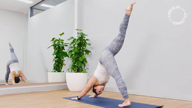 Yogi Strong - Back Body Strength with...