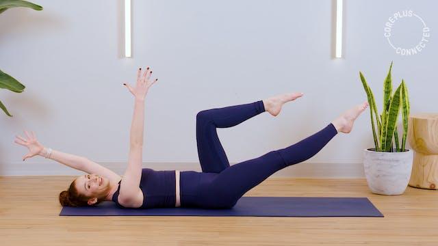 Beginners Mat Pilates with Grace