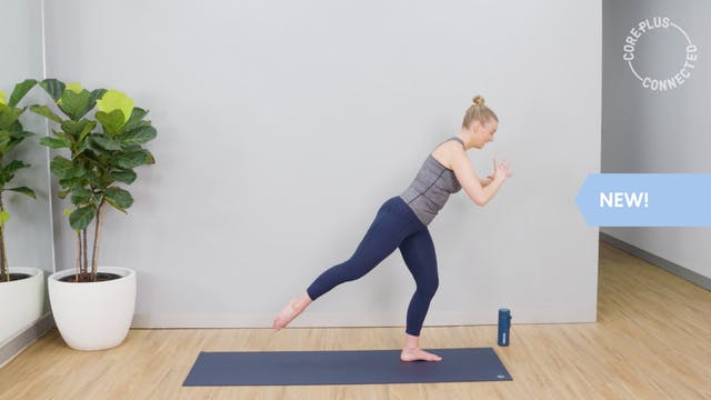 Tempo Slow Hold 3: Lower Body with Emily