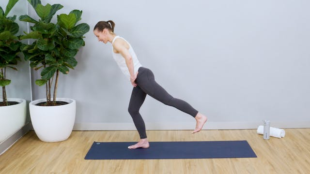 Lower To Middle Strength with Bridie