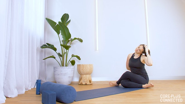 Restful Sleep: Flow, Stretch and Breathe with Sarah