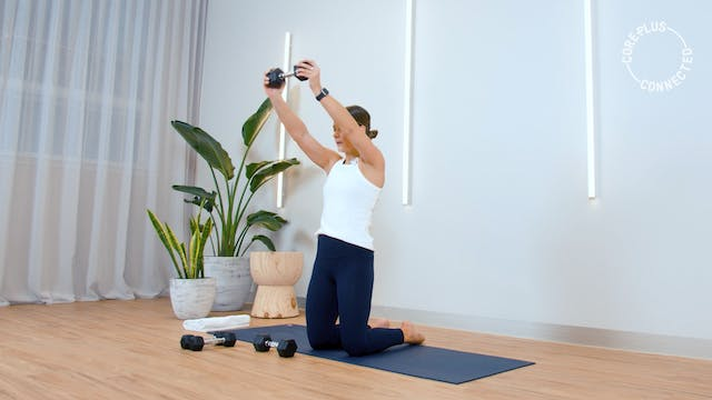 Upper Body and Core Strength with Rox...