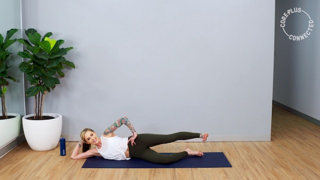 Hot Mat Pilates with Jayne - 2