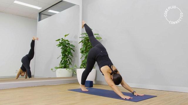 Breath and Balance Focused Vinyasa Flow with Lauren