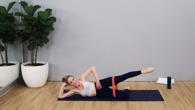 Tempo Slow Hold 2: Lower Body with Carnie