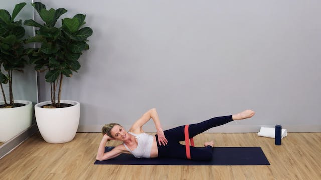 Tempo Slow Hold 2: Lower Body with Ca...