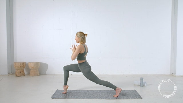 Yogi Strong 2 - Wrist Free Flow with Romy