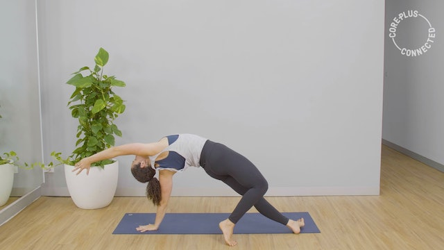 5-Day Yoga Core: 360 Degrees with Sarah
