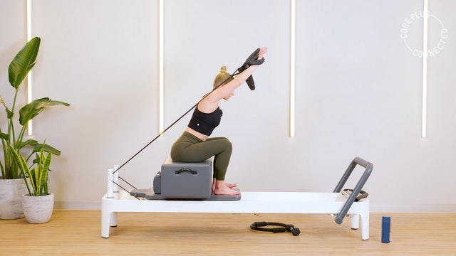 Athletic Reformer with Emily