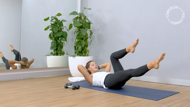 Hot Strength: Shoulders, Core and Quads Focus with Roxy