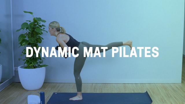 Dynamic Mat Pilates