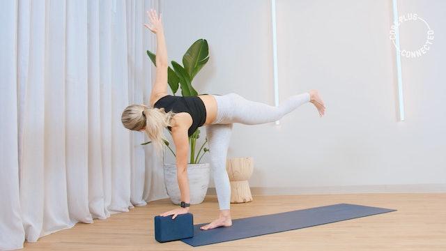 Hot Yoga Flow with Sasha