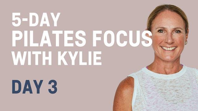 Pilates Focus: Balance, Stability & R...