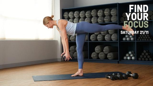 Strength Focus: Full Body with Romy