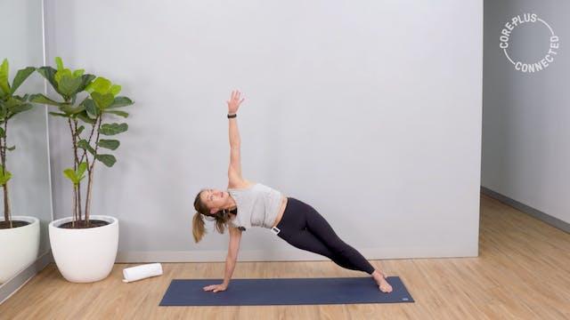 Hot Mat Pilates with Karina - 2