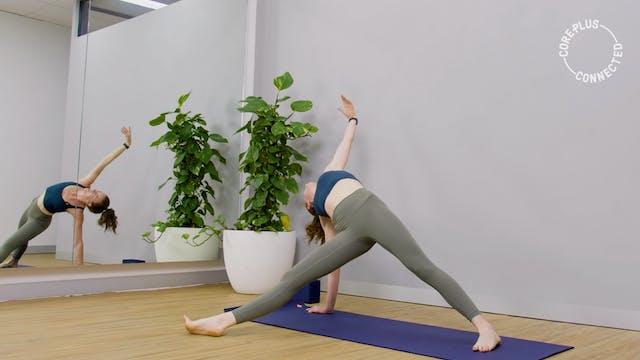 Twisty Yoga Flow with Liz