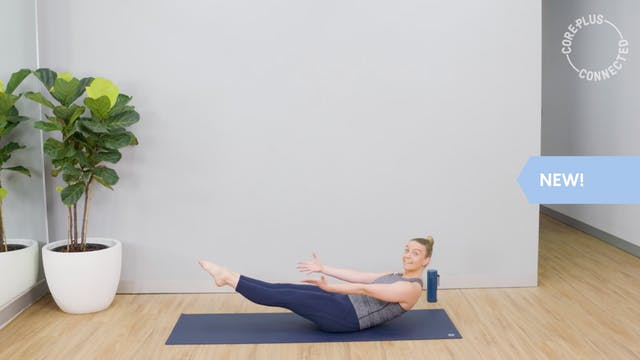 Tempo Slow Hold 3: Core with Emily