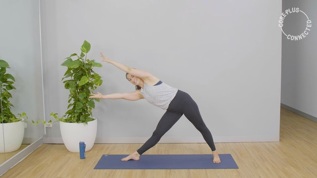 5-Day Yoga Core: Activation with Sarah