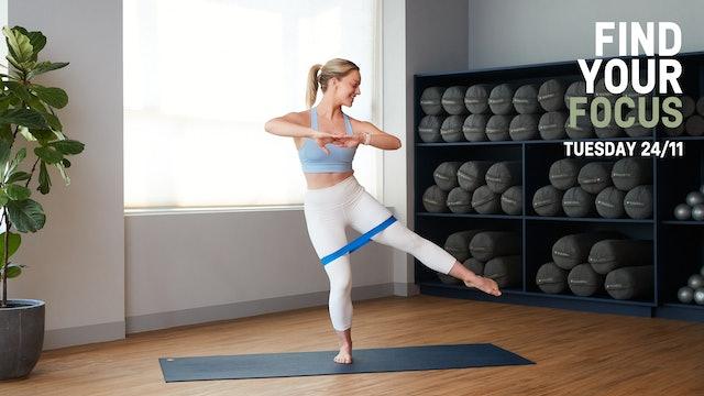 Pilates Cardio 45 with Maddi