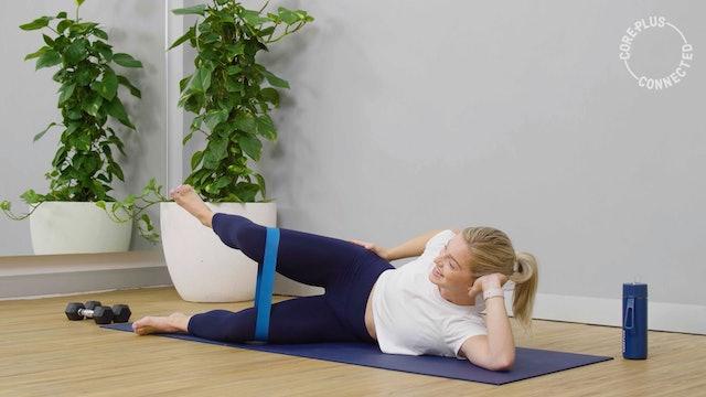 Hot Mat Pilates with Maddi - 3