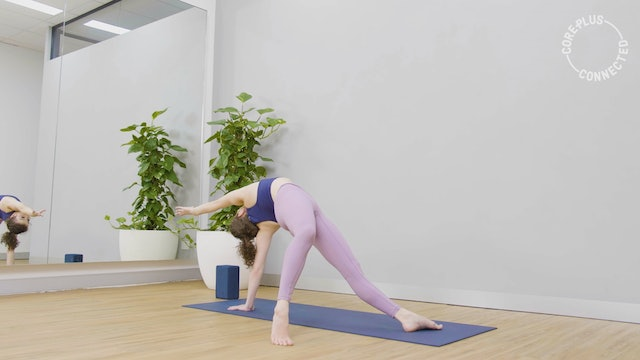 Slow And Fluid Breath Focused Flow with Luisa