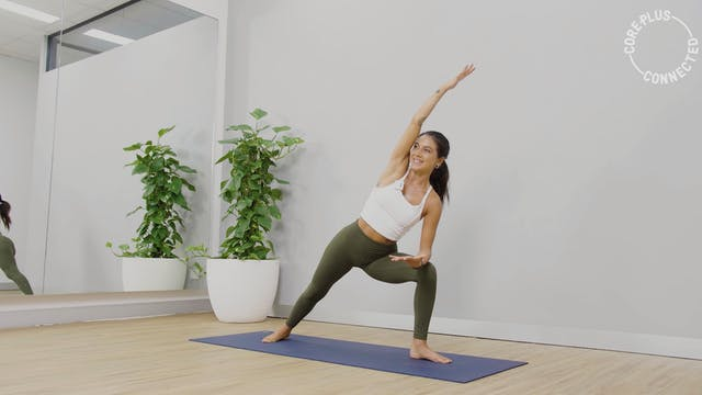 Intermediate Vinyasa Flow with Elise