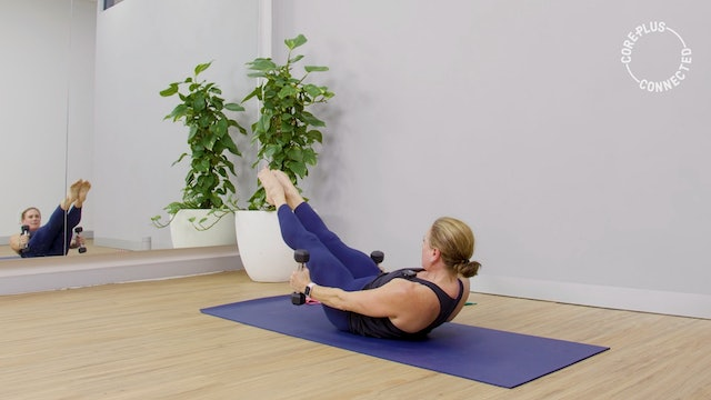 Reformer Inspired Athletic Pilates: Full Body with Kylie