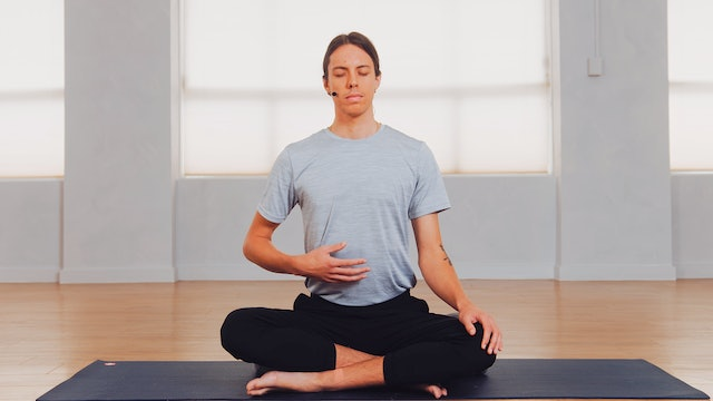Inhale Exhale Breath Practice with Sammy
