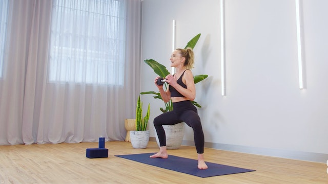 Sculpt: Inner Thighs and Hamstrings with Carnie