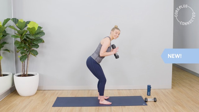Tempo Slow Hold 3: Upper Body with Emily
