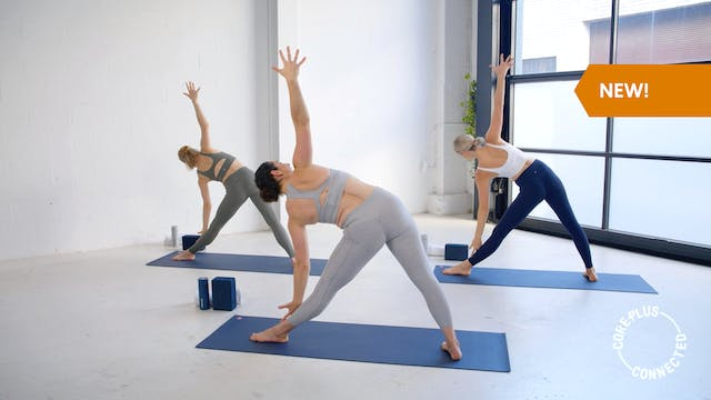 CorePlus Signature Vinyasa Flow with ...