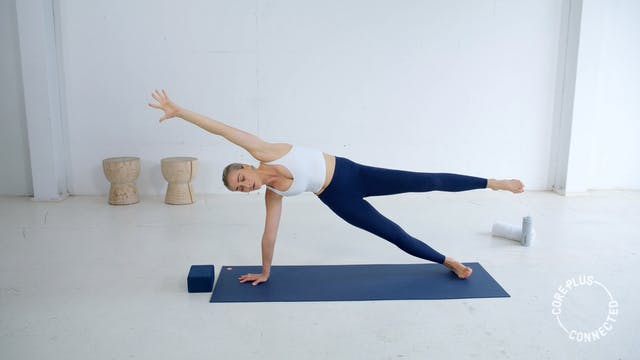 Yoga Core with Ange