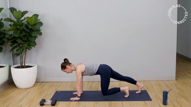 Hot Mat Pilates with Bridie - 1