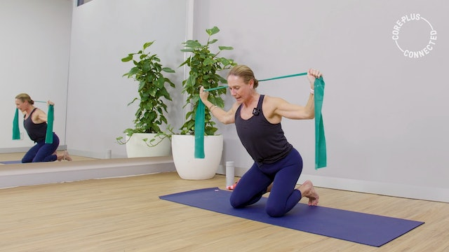Reformer Inspired Athletic Pilates: Arms and Core with Kylie