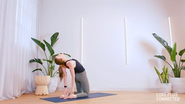 Expansive Yoga Flow with Liz