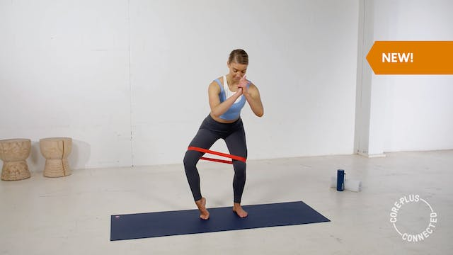 Standing Glute Series with Emily