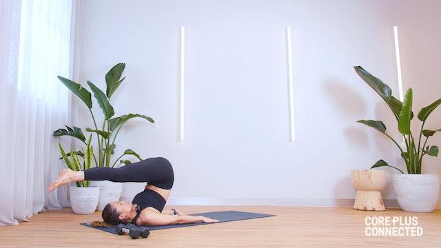 Hot Mat Pilates with Karina