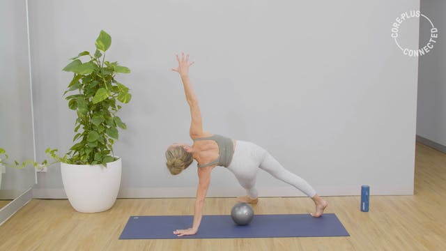 5-Day Pilates Core: Balance with Carnie